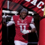 Cobi Hamilton Unanimous Choice for All-SEC – 3 Other Hogs Honored