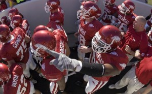 Hogs Razorbacks Football