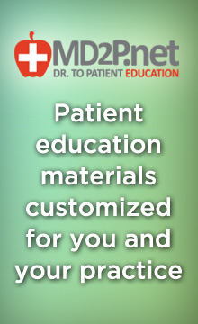 MD2P Doctor 2 Patient Education