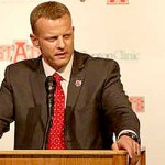 Red Wolves Coach Bryan Harsin, AD Terry Mohajir to Visit Little Rock Tuesday