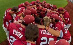 Hog Baseball Ranked No. 1