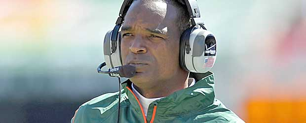 Randy Shannon is the new Razorbacks Linebackers Coach