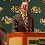 RAYMOND MONICA INTRODUCED AS ATU HEAD COACH