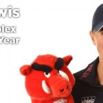 Former Razorback Stacy Lewis Wins LPGA Player Of The Year
