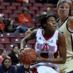 ASU Women's Basketball Win Over FIU