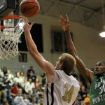 HU Men's Basketball Victorious over UAM in Monumental Comeback