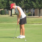 Manning of ASU Women's Golf Records Hole-in-One During Qualifying Round