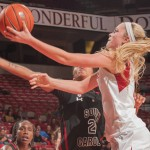Arkansas Lady Razorbacks head to Mississippi