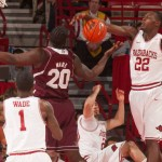 Razorbacks Men's Basketball Team Headed to Tuscaloosa