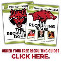 FREE Razorback & Red Wolves Recruiting Guides