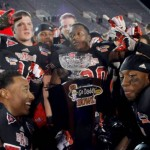 Historic Victory for A-State Red Wolves