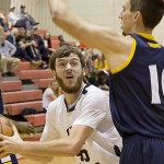 Lyon Men's Basketball Can't hold off Owls on Road, 73-61