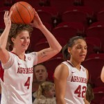 Join Razorback Women's Basketball Thursday