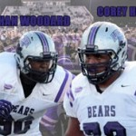 UCA Bears Howard and Woodard Honored on National Level
