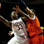 Razorbacks top Auburn in Double OT thriller