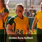 Golden Suns Softball Team Picked Seventh in GAC Preseason Poll