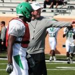 Harsin Hires Riddle Assistant Head Coach