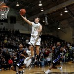 HU Men's Basketball Holds Off Ouachita Baptist, Bisons Win Fifth Straight