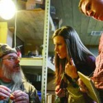 Harding Students Help Build 'Duck Dynasty'