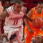 Razorbacks Grab Another Home Victory