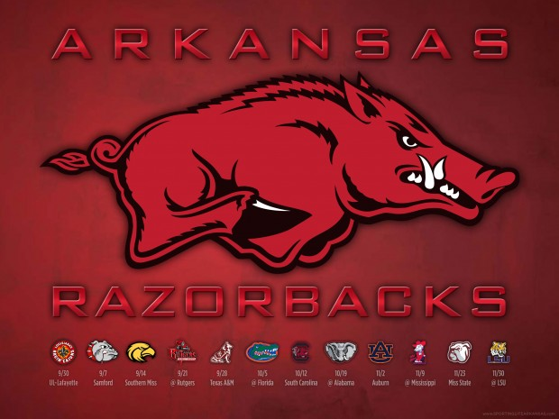 Razorback 2013 Schedule Wallpaper