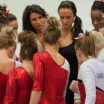 No. 20 Razorbacks Gymnastics Team Travels to No. 7 LSU