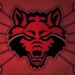 Free Red Wolves Wallpaper for 2013