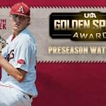 Stanek of Razorbacks Baseball Named to Golden Spikes Watch List