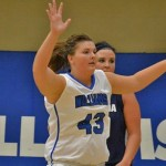 Lady Eagles Comeback Falls Short Against Scots