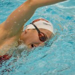 Drolc Breaks Decade-old Razorbacks School Record in Prelims
