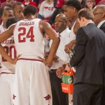 Razorbacks Look for Season Sweep