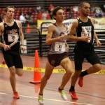 UALR Indoor Track and Field Teams Finish First Day at SBC Championships