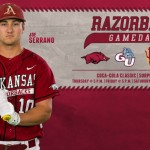 Razorbacks Baseball Team Travels to Arizona for Coca-Cola Classic