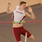 No. 1 Razorbacks Track Team Begins Title Defense