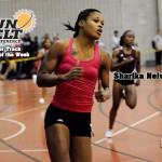 Track's Sharika Nelvis Earns Weekly Conference Nod