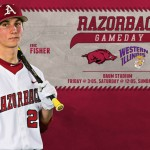 Razorbacks Baseball Opens 2013 with Western Illinois