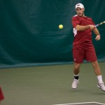 Razorbacks Tennis Picks up Two Wins