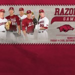 Arkansas Closes Homestand with Evansville