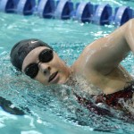 One School Record Falls as UALR Finishes Day One at SBC Championships