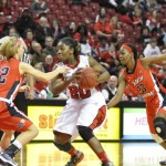 Red Wolves Women's Basketball Falls at Middle Tennessee