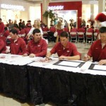 Diamond Hogs Host Fan Day