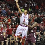 Shooting Lights Out, Red Wolves Stay in Top Spot