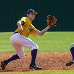 Tigers Baseball Splits Final Day of Series with East Central