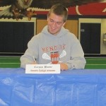 Boone to Play for Warriors Men's Lacrosse