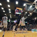 League-Leader SFA Shuts Down UCA 72-36