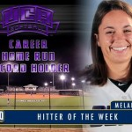 Sugar Bears Softball Player Melanie Bryant Named SLC Hitter of the Week