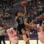 Sugar Bears Suffer Third Straight Loss, Fall 53-45 at SFA