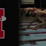 HSU Red Wave Swim Teams in Third Place After Day 1 of NSISC Championships