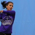 UCA Tennis Splits in Kansas City
