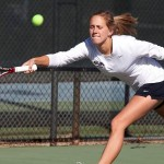 Lady Lions, Lions Tennis Endure Tough Road Trip